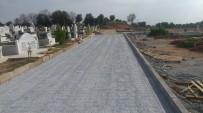 MESUT ÖZAKCAN - Kemer Mezarlığı Yenilenen Yolları İle Modernleşiyor