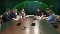 KENAN SOFUOĞLU - Kenan Sofuoğlu, AA Spor Masası'na Konuk Oldu (2)