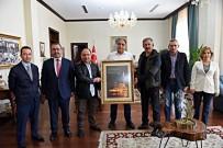 KİLİS VALİSİ - Kırşehirlilerden Mehmetçiğe 550 kurban