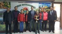 ÇAĞıRKAN - Köy Ortaokulu Öğrencilerinden Masa Tenisi Turnuvası Birinciliği
