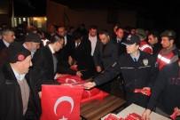 YÜKSEL KARA - Kuruçay'da Mehmetçiklere Dua