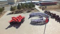 ÖZEL HAREKET - Malazgirtli Öğrencilerden Mehmetçiğe 'Ay Yıldızlı' Destek