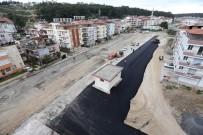 BAHÇELİEVLER - Manavgat'ta Asfaltlama Çalışmaları