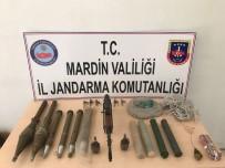 EL BOMBASI - Mardin Kırsalında Her Taşın Altı Didik Didik Ediliyor