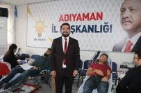 PARTİ ÜYESİ - Mehmetçiğe Destek İçin Kan Bağışı Düzenlendi