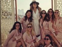 DUBAI - Mina Başaran arkadaşlarıyla defnedilecek