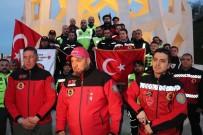 ÖZEL HAREKET - Motosikletliler Afrin'e Destek İçin İstanbul'dan Yola Çıktı
