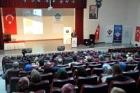 AHMET KELEŞOĞLU EĞITIM FAKÜLTESI - NEÜ'de 'Bir Memleket Sevdalısı Açıklaması Tevfik İleri' Anlatıldı