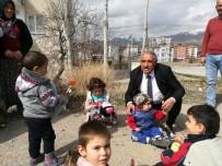 KAYABAŞı - Niğde Belediye Başkanı Özkan Halkla İçiçe