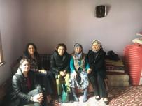 MUSTAFA ÇİFTÇİLER - Nilgün Azizoğlu Ev Ev Dolaştı, Dert Dinledi