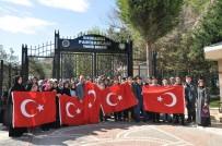 ÇAM SAKıZı - Öğrencilerden Osmanlı Padişahları Tarih Şeridine Ziyaret