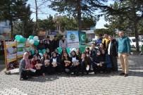 YEŞİLAY HAFTASI - Öğrencilerden 'Yeşilay Haftası Farkındalık' Etkinliği