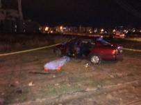 PLEVNE MAHALLESI - Otomobiller Birbirine Girdi Açıklaması 2 Ölü, 2 Yaralı