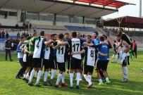 İBRAHİM YATTARA - Pepe İçelspor'u Kutladı