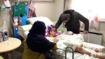SANAYİ SİTESİ - Pitbulun Saldırdığı Çocuk Tedavi Altına Alındı