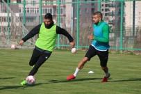 ŞANLıURFASPOR - Şanlıurfaspor Bandırmaspor  Maçının Hazırlıklarını Sürdürüyor