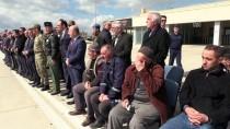 MERZİFON HAVALİMANI - Şehit Çakı'nın Cenazesi Memleketine Getirildi