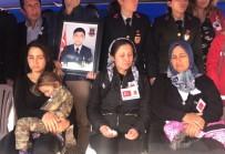 MÜNIR KARALOĞLU - Şehit Uzman Çavuş Uysal, Alanya'da Son Yolculuğuna Uğurlandı