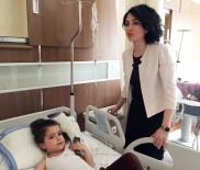 KAYHAN - Siirt Devlet Hastanesine İlk Kez Bir Kadın Başhekim Atandı