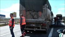 KıNALı - Silivri'de Trafik Kazası Açıklaması 1 Yaralı