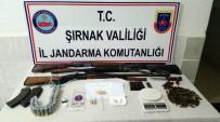 KALAŞNIKOF - Şırnak'ta Uyuşturucu Tacirlerine Operasyon Açıklaması 7 Gözaltı