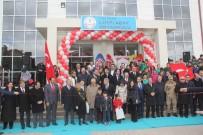 HAYIRSEVER İŞ ADAMI - Sivas'ta Hayırseverin Yaptırdığı Okulun Açılış Töreni Yapıldı.