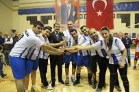 MUSTAFA ÖZDEMIR - Sungurlu'da Voleybol Turnuvasının Şampiyonu Belli Oldu