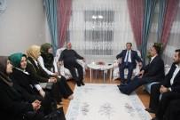 MEHMET TAHMAZOĞLU - Tahmazoğlu'ndan Şehit Ailesine Ziyaret