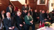 FATMA GÜLDEMET - TBMM Dışişleri Komisyonu Başkanı Bozkır İsviçre'de
