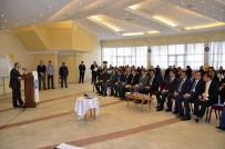 MEHMET CEYLAN - Tekirdağ'da Roman Çalıştayı Düzenlendi