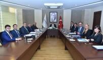 MAHMUT ARSLAN - Teknopark Toplantısı Vali Su Başkanlığında Yapıldı