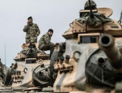 TSK Afrin operasyonuyla ilgili son rakamları açıkladı