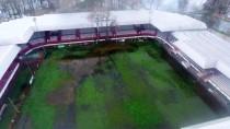 KıRKPıNAR - Tunca Nehri Yatağına Çekildi
