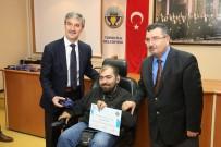 TURGAY ŞIRIN - Turgutlu'da Engellilere Özel Web Ve Grafik Tasarım Kursu