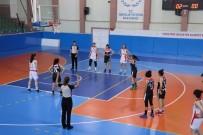 OLIMPIYAT - U16 Kulüplerarası Kız Basketbol Grup Müsabakaları Başladı