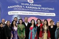 FUTBOL TURNUVASI - 'Uluslararası Anadolu 1. Kardeşlik Festivali'nin Tanıtım Toplantısında 'Şehit' Hassasiyeti