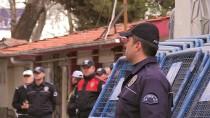 SALIM DEMIR - Uşak'ta Çevik Kuvvet Tatbikatı