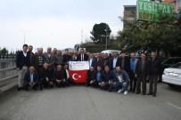 MESUT YAKUTA - Vakfıkebir'den Mehmetçik'e 11 Bin TL Bağış