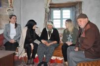 MAYIN PATLAMASI - Vali Eşinden Şehit Ailelerine Ziyaret