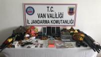DİZÜSTÜ BİLGİSAYAR - Van'da Terör Operasyonu Açıklaması 18 Gözaltı