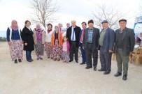 KONUKLU - Vatandaşın Yol İsteğini Başkan Özakcan Yerine Getirdi