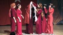 TÜRKMENISTAN - Yabancı Öğrenciler Kültürlerini Tanıttı