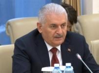 ARTUR RASIZADE - Yıldırım Azerbaycan Milli Meclis Başkanı Asadov İle Görüştü