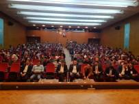 MEHMET METIN - Young Business Academy Konya'da Başladı