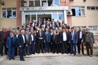 GAZİ YAKINI - Yunusemreli Muhtarlar Kıbrıs Yolcusu