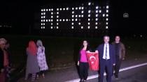 METIN YıLMAZ - Yurtta Kalan Öğrencilerden Mehmetçiğe Destek