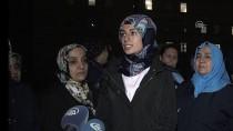 KREDI VE YURTLAR KURUMU - Yurtta Kalan Öğrencilerden Mehmetçik'e Destek
