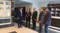 İBRAHIM EREN - AA Ve TRT'den Azerbaycan Basın Konseyine Ziyaret