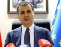 ÖMER ÇELİK - AB Bakanı Çelik'ten AP tepkisi: Vizyonsuz cahilane bir karar
