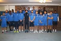ADANA DEMIRSPOR - Adana Demirsporlu Futbolculardan Boykot Kararı